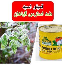 آمینو اسید ضد استرس گیاهان